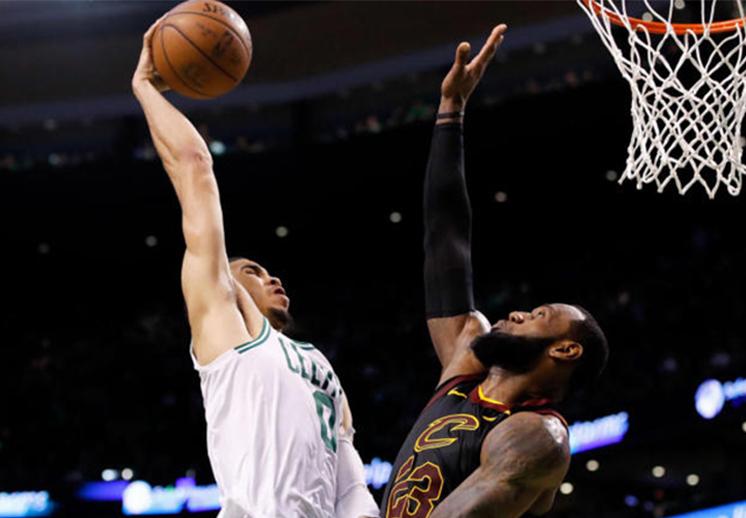 """Los mejores """"dunks"""" de los playoffs"""