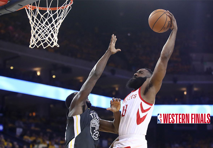 James Harden destrozó el tablero