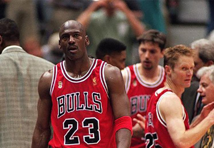 Mega documental de Michael Jordan