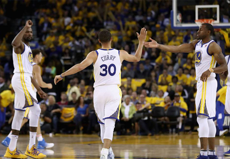 Puntos claves de los Warriors de Golden State