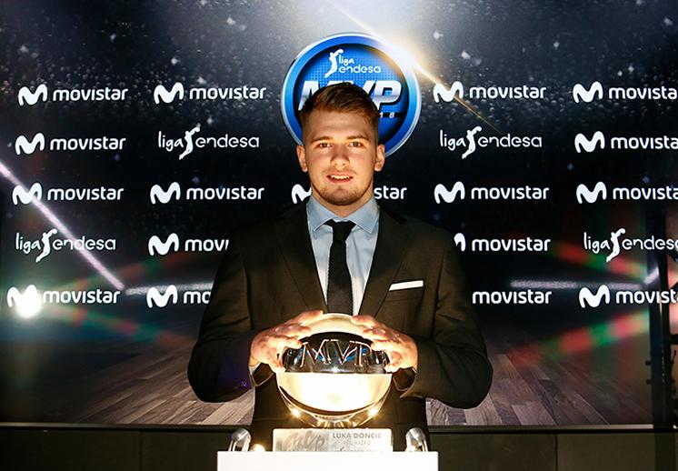 Luka Doncic es el MVP de la Liga Endesa thumbnail