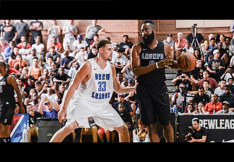 The Drew League inicia su temporada XLV