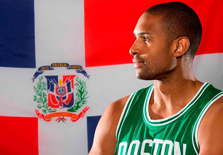 El poder dominicano de Al Horford
