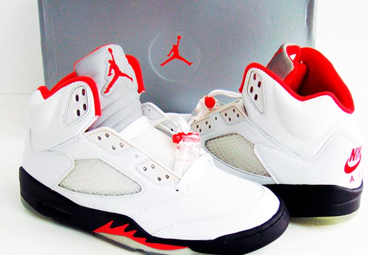 ¿Cómo saber si unos Jordan V son originales?
