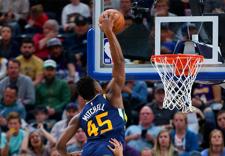 Las jugadas que no olvidarás en la temporada de la NBA