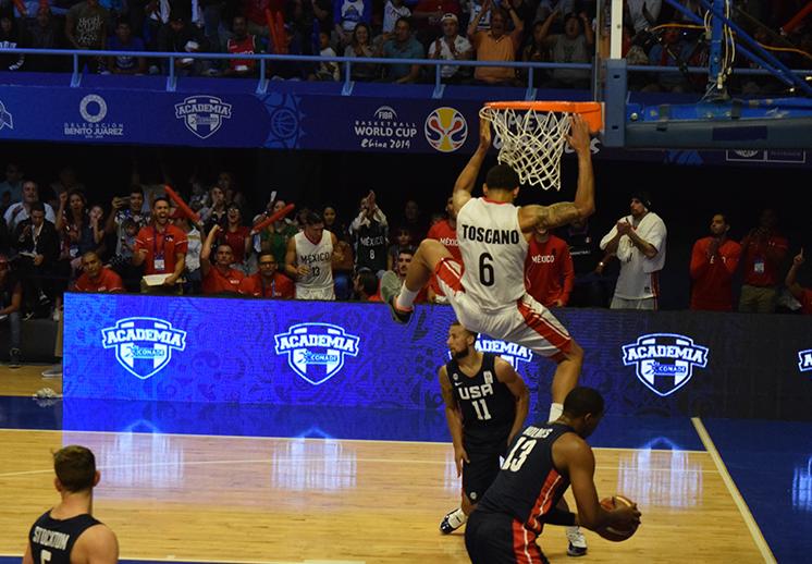 Las 5 mejores jugadas de la jornada en FIBA Americas
