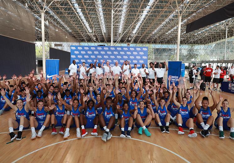 El futuro del basquet latinoamericano está en la CDMX