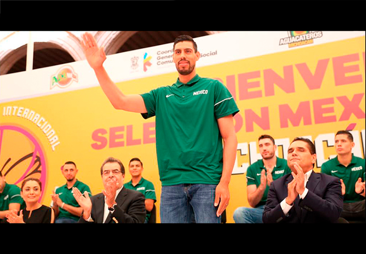 Planes grandes para el basquet en Michoacán