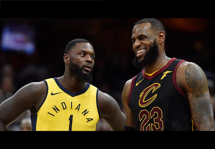 Canasteando edición LeBron a los Lakers