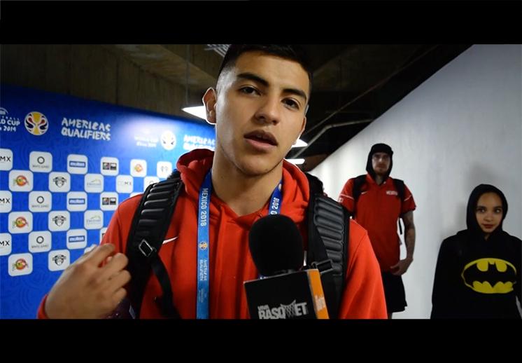 Diego Willis, el más joven de los 12 Guerreros