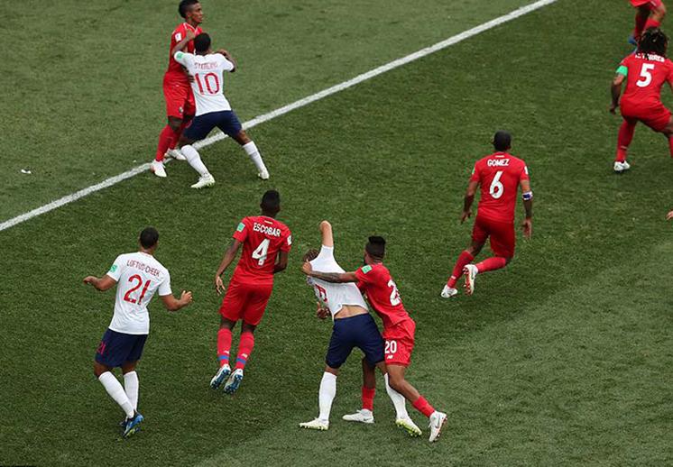El basquet ayudó a Inglaterra en el mundial de futbol