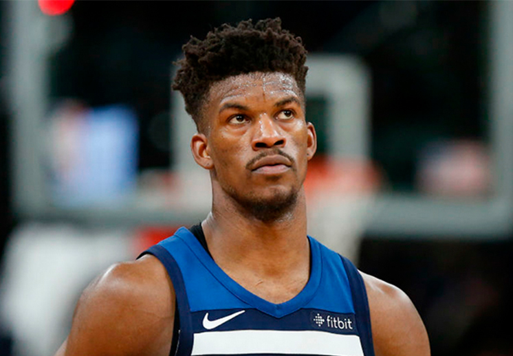 Jimmy Butler le dijo que no a los Timberwolves