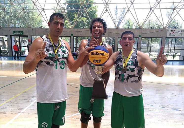 FIBA 3X3 World Tour en CDMX ya tiene representante mexicano
