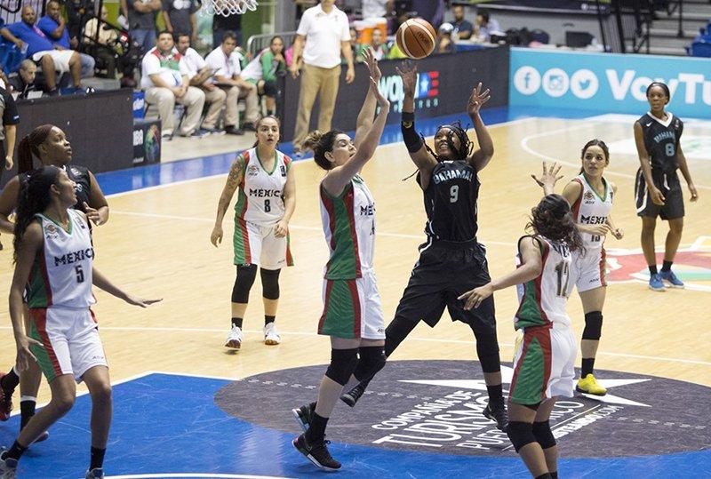 Segunda victoria para las mexicanas en Centrobasket