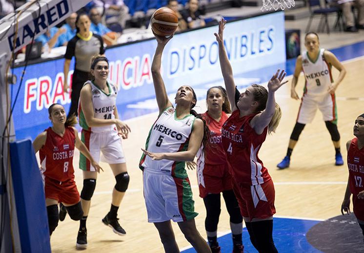 Inicio prometedor en Centrobasket Femenil