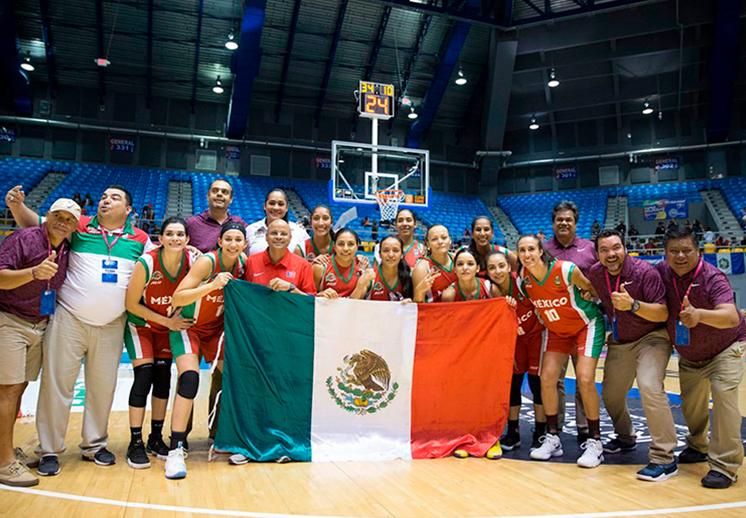 Un bronce que sabe a oro en el Centrobasket Femenil
