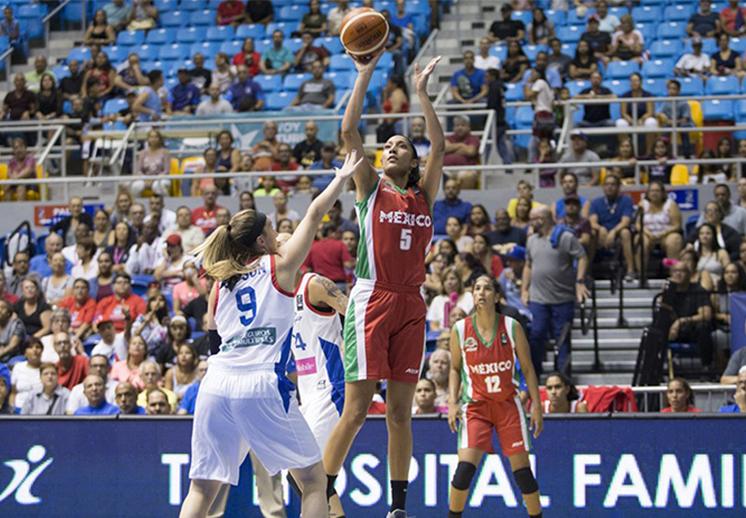 México disputará el pase a la final del Centrobasket Femenil