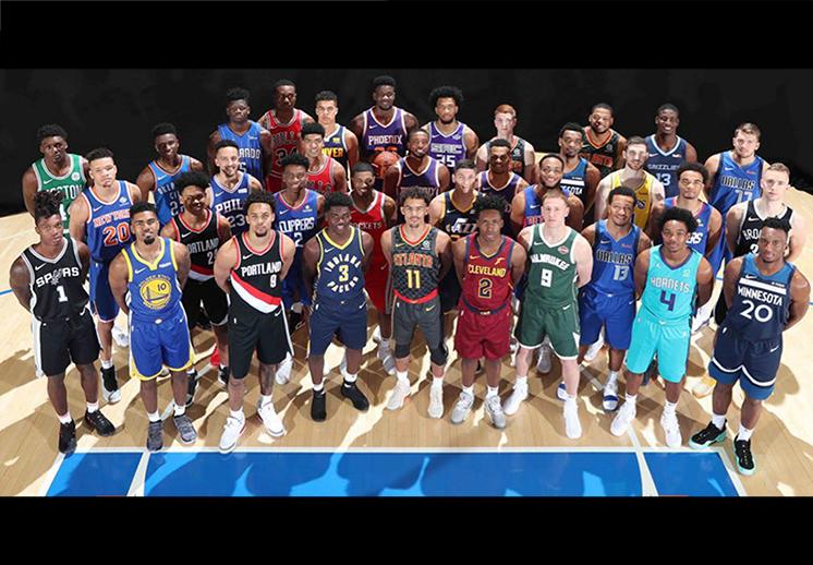 La generación 2018 del Draft de la NBA