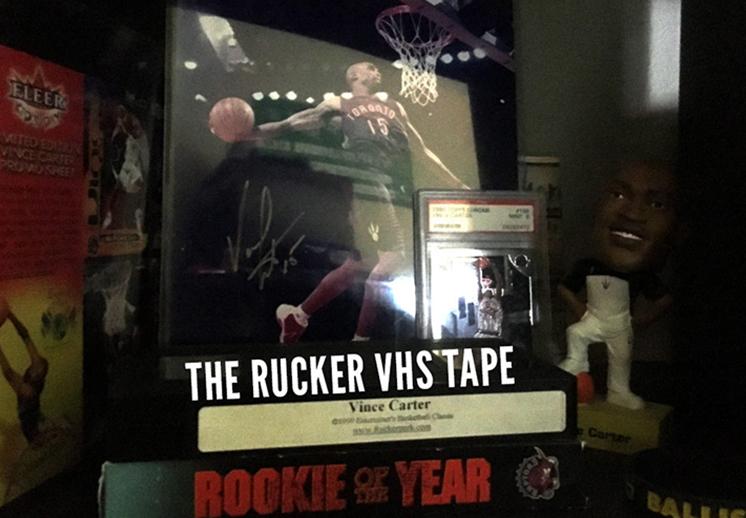 El paso de Vince Carter por Rucker Park