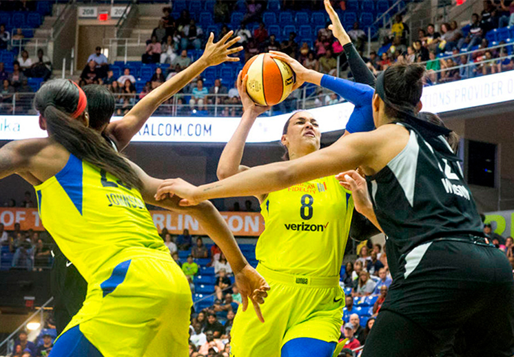 Dallas Wings las últimas invitadas a Playoffs WNBA