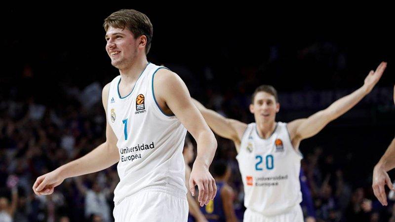 Luka Doncic sigue cosechando éxitos