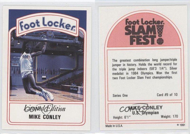 El día que Mike Conley Sr maravilló el mundo del basquetbol