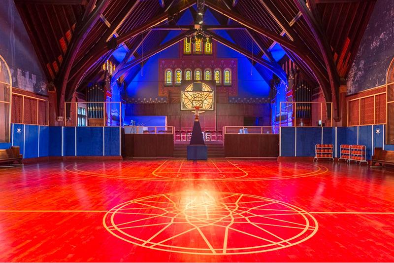 La nueva catedral del basquet en Chicago