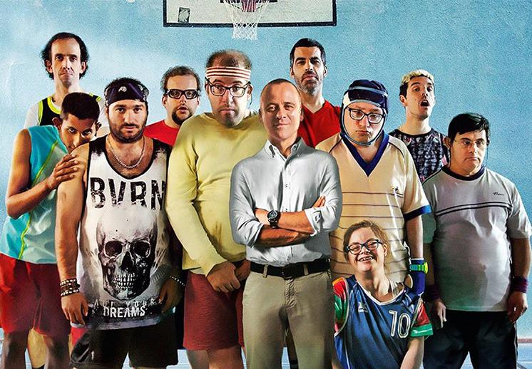 El basquet español a la conquista de Hollywood