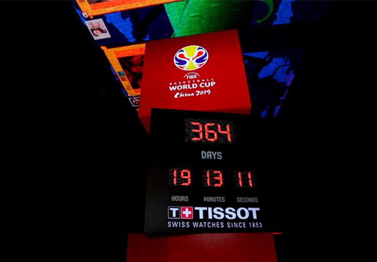 Inicia la cuenta regresiva para la Copa del Mundo China 2019