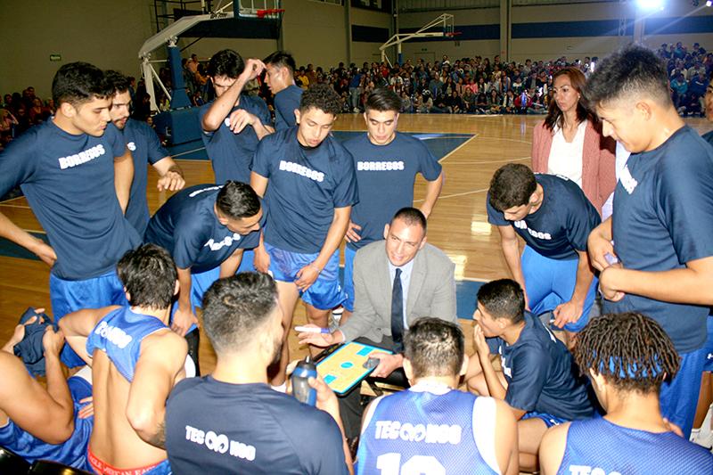 Borregos Tec Hidalgo preparan el debut