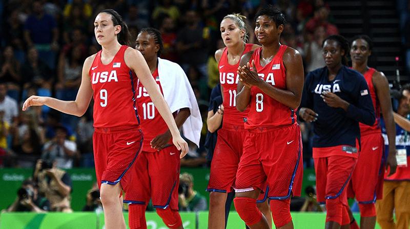Estados Unidos define a su equipo para el Mundial Femenil