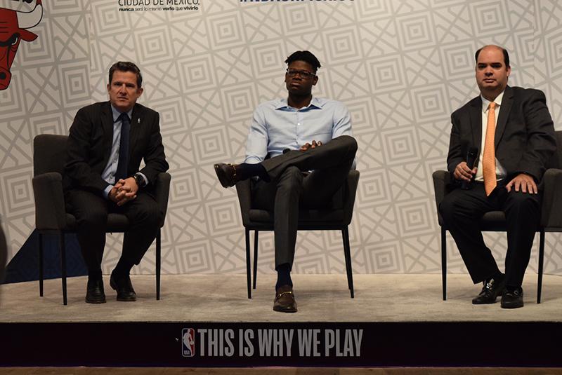 Todos los detalles de los juegos de la NBA en México 2018