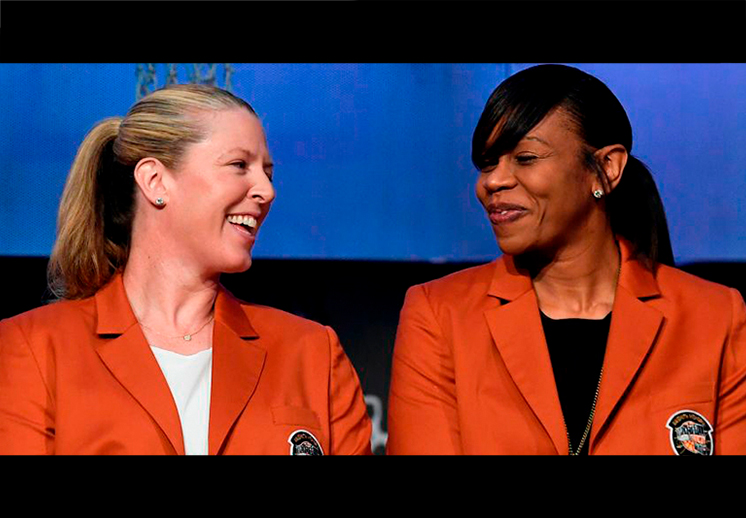 La WNBA suma dos inmortales en el Salón de la Fama