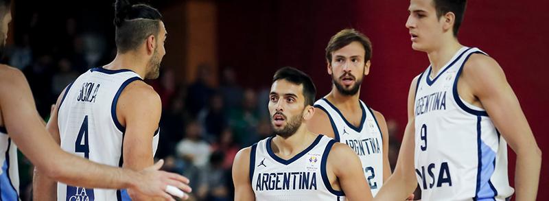 Argentina anunció a los rivales de los 12 Guerreros