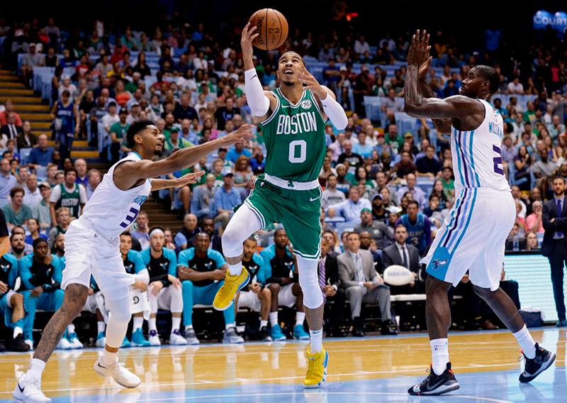 Así se vivió el regreso de la NBA