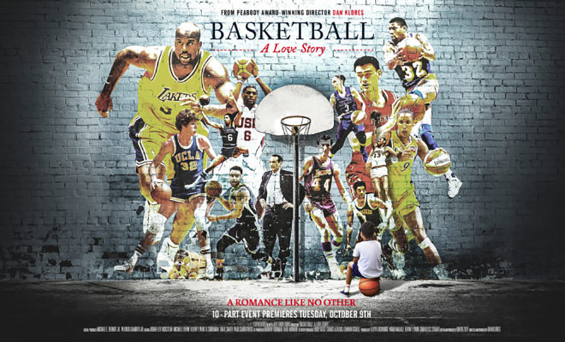Una serie documental de basquet sin precedentes