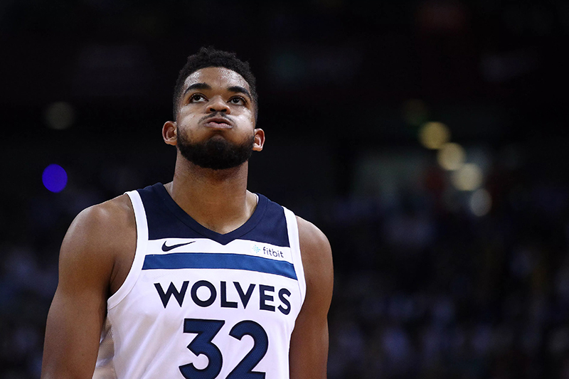 Karl-Anthony Towns se despidió de Mac Miller