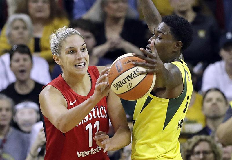 Final cardiaco en la segunda batalla por el título de la WNBA