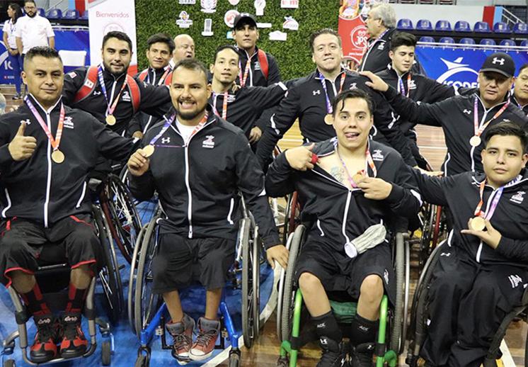 México se coronó en el Centrobasket