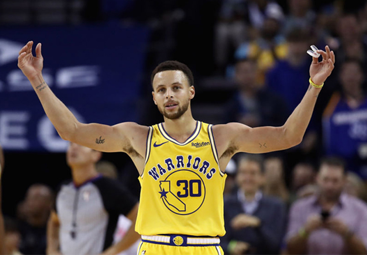 El Show de Stephen Curry