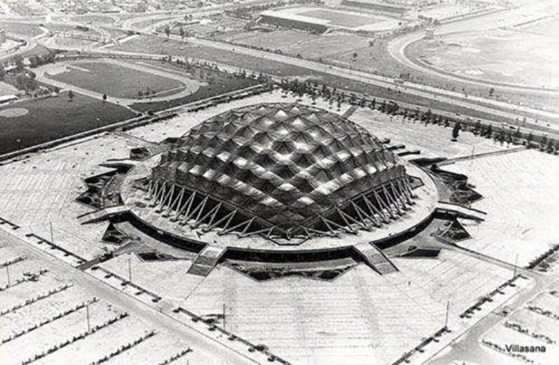 Se cumplen 50 años del Palacio de los Deportes