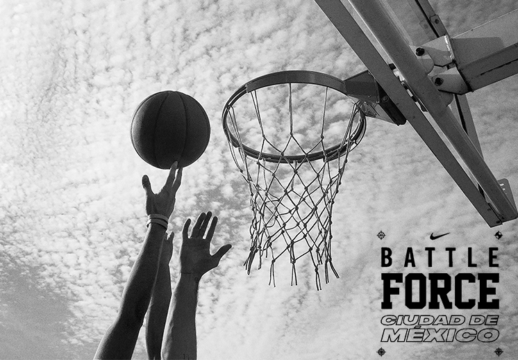 Nike Battle Force, un evento sin precedentes