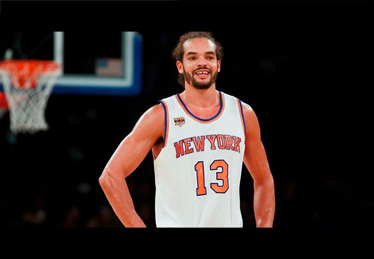 Joakim Noah exprimió a los Knicks