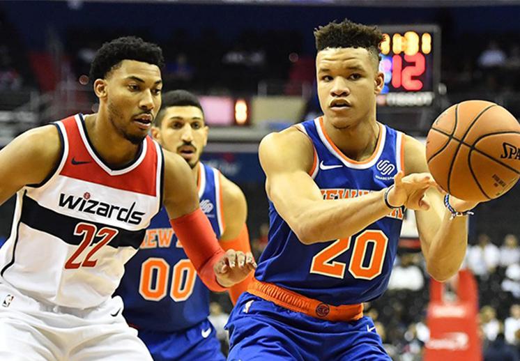 El esperado debut de los Knicks de Nueva York