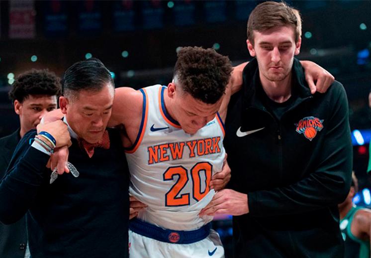 Malas noticias para los aficionados de los Knicks