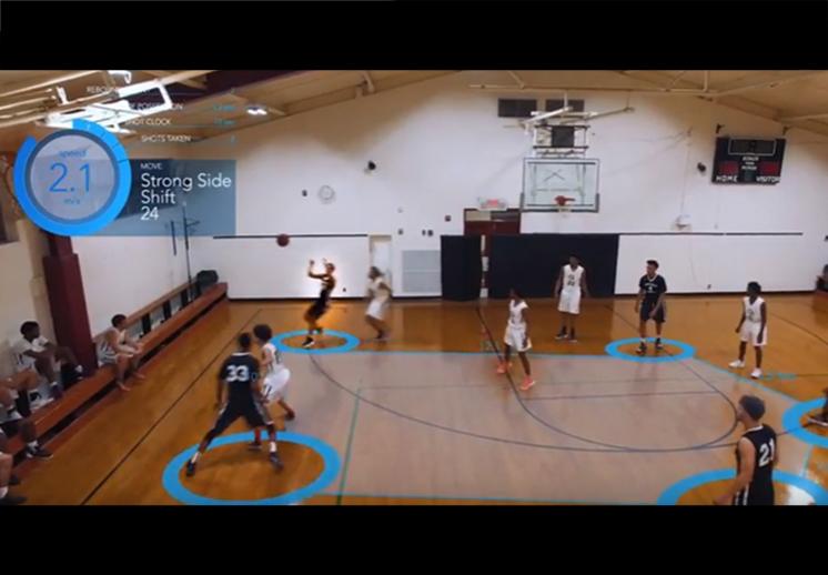 Conoce a Kinexon la nueva tecnología que usan varios equipos NBA