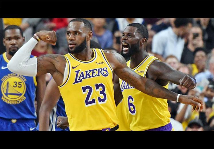 Los Lakers ilusionan a su afición
