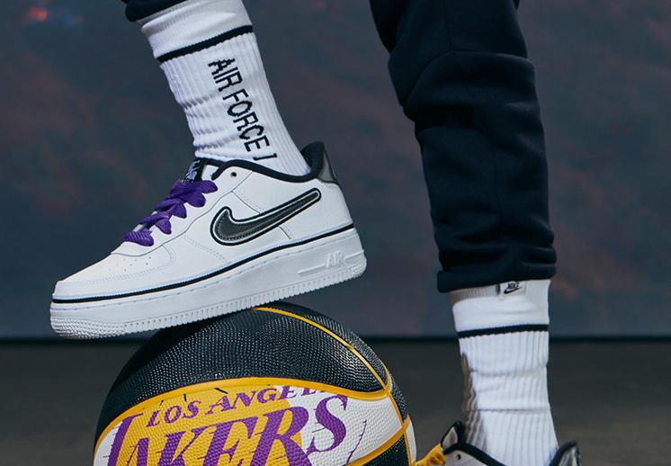Nike, una revolución en el basquet