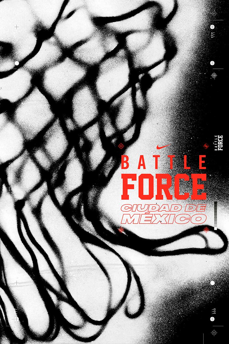 Nike Battle Force, un evento sin precedentes