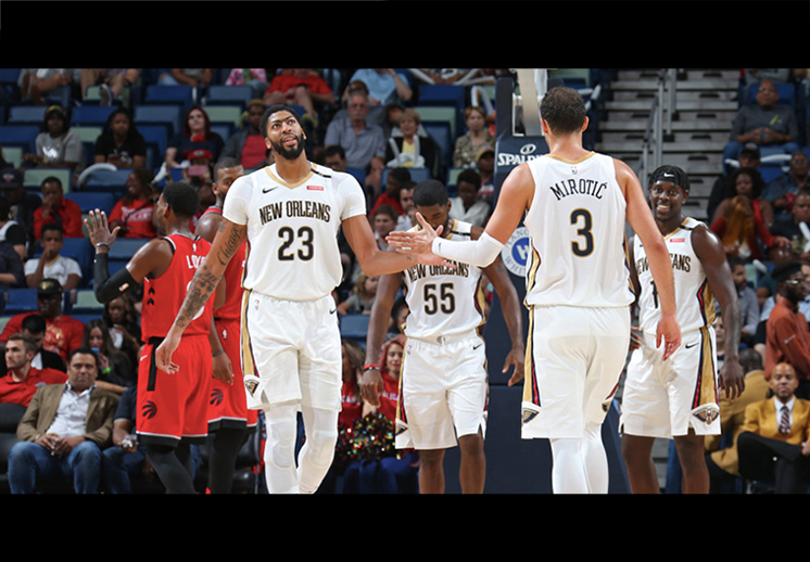 Magic y Pelicans sorprendieron en su debut